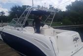 28 ft. Sea Ray Boats 260 Sundancer Cruiser Boat Rental Miami Image 1