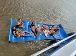 42 ft. Catamaran Cruiser 14x42 Aqua Cruiser Houseboat Boat Rental Washington DC Image 8