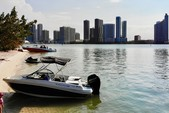 20 ft. Tahoe Boats VT-450T Cruiser Boat Rental Miami Image 2