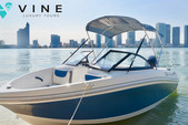 20 ft. Tahoe Boats VT-450T Cruiser Boat Rental Miami Image 1