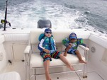 26 ft. Seaswirl Boats 2600 WA Striper  Classic Boat Rental Herradura Image 4