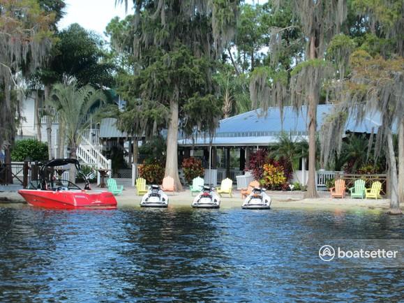 Rent a Correct Craft Nautique ski and wakeboard in Orlando, FL near me