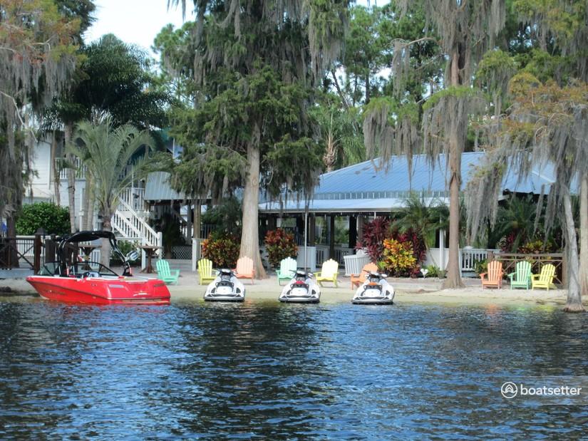 Rent a Correct Craft Nautique ski and_wakeboard in Orlando, FL near me