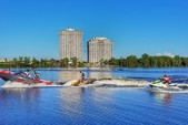 20 ft. Correct Craft Nautique Sport Nautique 200 Ski And Wakeboard Boat Rental Orlando-Lakeland Image 3