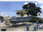 30 ft. Scout Boats 320 LXF w/2-F300XCA Center Console Boat Rental West Palm Beach  Image 2