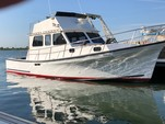 35 ft. Downeast Cruiser Classic Boat Rental Boston Image 1