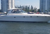 58 ft. Sea Ray Boats 550 Sundancer Cruiser Boat Rental Miami Image 21