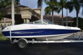 19 ft. Rinker Boats 192 Captiva Bowrider Bow Rider Boat Rental Miami Image 10
