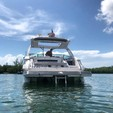 35 ft. Four Winns Boats H350 Bow Rider Boat Rental Miami Image 3