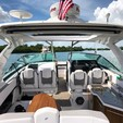 35 ft. Four Winns Boats H350 Bow Rider Boat Rental Miami Image 1