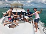 58 ft. Sea Ray Boats  65' Princess Cruiser Boat Rental Miami Image 4
