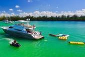 58 ft. Sea Ray Boats  65' Princess Cruiser Boat Rental Miami Image 6