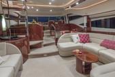 58 ft. Sea Ray Boats  65' Princess Cruiser Boat Rental Miami Image 8