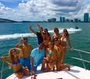 58 ft. Sea Ray Boats  65' Princess Cruiser Boat Rental Miami Image 15