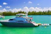 58 ft. Sea Ray Boats  65' Princess Cruiser Boat Rental Miami Image 17