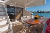58 ft. Sea Ray Boats  65' Princess Cruiser Boat Rental Miami Image 18