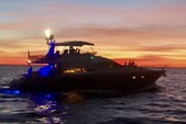 58 ft. Sea Ray Boats  65' Princess Cruiser Boat Rental Miami Image 26