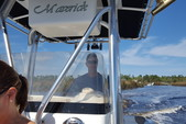 21 ft. Sea Hunt Boats Ultra 210 Center Console Boat Rental Jacksonville Image 5