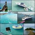 36 ft. Monterey Boats 340 Cruiser Cruiser Boat Rental Miami Image 3