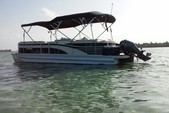28 ft. Bennington Marine 2575RCW IO Pontoon Boat Rental Miami Image 1