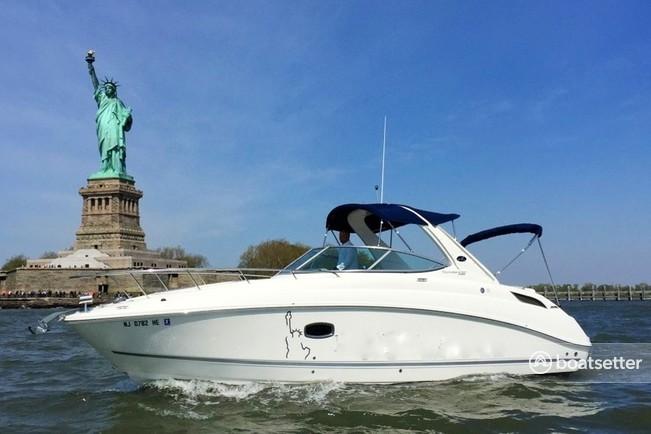 Rent a Sea Ray Boats cruiser in New York, NY near me