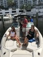 26 ft. Sea Ray Boats 260 Sundeck Bow Rider Boat Rental Miami Image 7