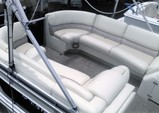 28 ft. Bennington Marine 2575RCW IO Pontoon Boat Rental Miami Image 2