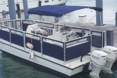 26 ft. Beachcat Boats 26 Family Cat Catamaran Boat Rental Miami Image 2