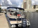 23 ft. Sun Chaser 2300 Pontoon Boat Rental Tampa Image 22