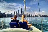 36 ft. Catalina 36 MK II Sloop Boat Rental Chicago Image 14