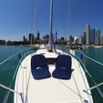 36 ft. Catalina 36 MK II Sloop Boat Rental Chicago Image 3