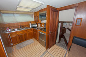 64 ft. Hatteras Yachts 63 Cockpit Motor Yacht Flybridge Boat Rental West Palm Beach  Image 9