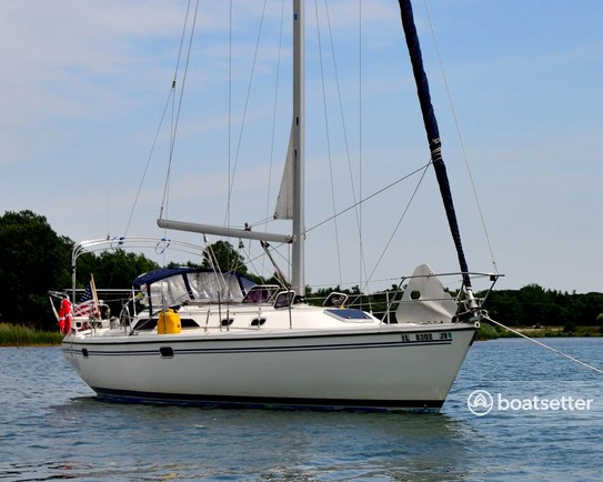 Rent a Catalina sloop in Chicago, IL near me