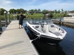 24 ft. Yamaha AR240 High Output  Bow Rider Boat Rental Miami Image 8