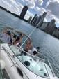 28 ft. Sea Ray Boats 270 Sundancer Cruiser Boat Rental Chicago Image 8