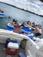 28 ft. Sea Ray Boats 270 Sundancer Cruiser Boat Rental Chicago Image 13