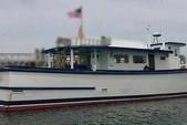 62 ft. USCG T class Cuddy Cabin Boat Rental Boston Image 26