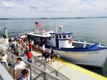 62 ft. USCG T class Cuddy Cabin Boat Rental Boston Image 2