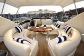 85 ft. Azimut Yachts 85 Ultimate Motor Yacht Boat Rental Puerto Vallarta Image 3
