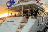 85 ft. Azimut Yachts 85 Ultimate Motor Yacht Boat Rental Puerto Vallarta Image 5