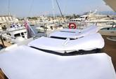85 ft. Azimut Yachts 85 Ultimate Motor Yacht Boat Rental Puerto Vallarta Image 8