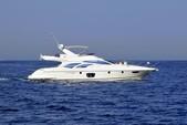 65 ft. Azimut Yachts 62 Motor Yacht Boat Rental Las Jarretaderas Image 2