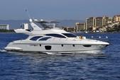 65 ft. Azimut Yachts 62 Motor Yacht Boat Rental Las Jarretaderas Image 3