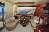 65 ft. Azimut Yachts 62 Motor Yacht Boat Rental Las Jarretaderas Image 16