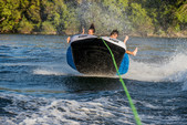 24 ft. Supra by Skiers Choice Launch 24 SSV  Cruiser Boat Rental Austin Image 2