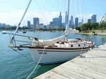 28 ft. Shannon Boat Co Shannon 28 Cruiser Boat Rental Chicago Image 7