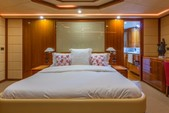 88 ft. Ferretti Yachts Mega Yacht Boat Rental Miami Image 2