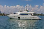 88 ft. Ferretti Yachts Mega Yacht Boat Rental Miami Image 3
