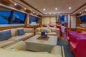 88 ft. Ferretti Yachts Mega Yacht Boat Rental Miami Image 5