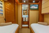 88 ft. Ferretti Yachts Mega Yacht Boat Rental Miami Image 8